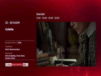 beIN Box Office HD 1 Turkey